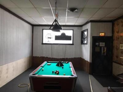 Wild Bill's refurbishing Sportsman's Lounge
