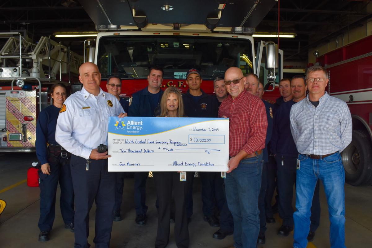 NCRERC receives $10,000 grant