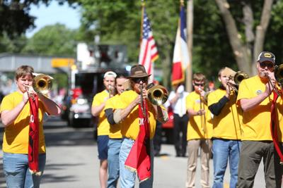 The sights, sounds and smells of the 82nd North Iowa Band Festival in Mason City