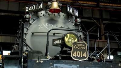 Union Pacific's 4014