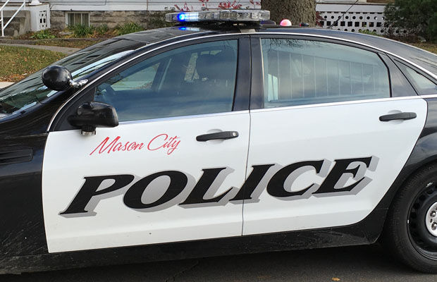 Mason City police cops weblogo
