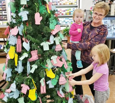 Miracle Tree at Larson's Hardware Hank