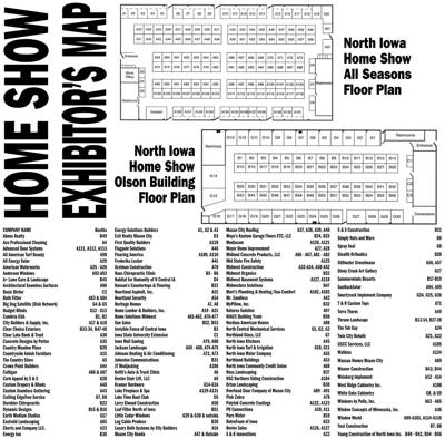 North Iowa Home Amp Landscaping Show Exhibitors Are Eager