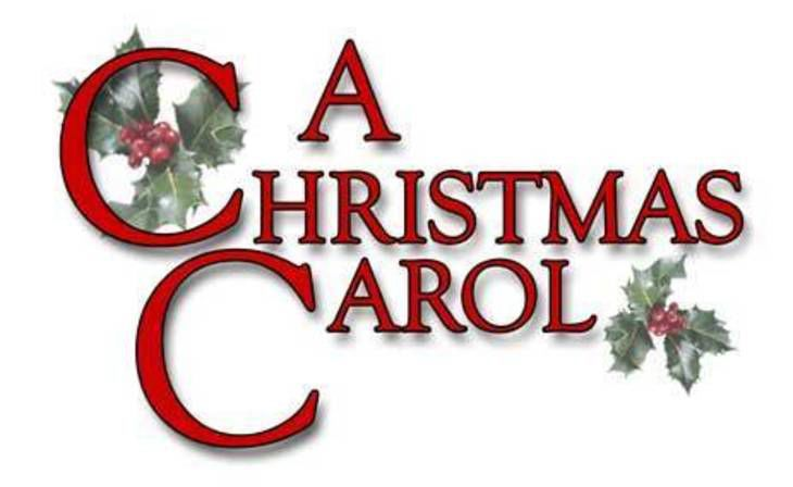 christmas carol logo - A Christmas Carol Full Text