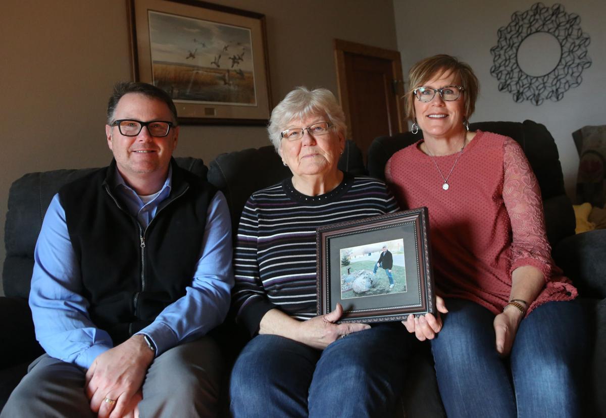 Iowa Mourns: Forrest Buffington photos - 2