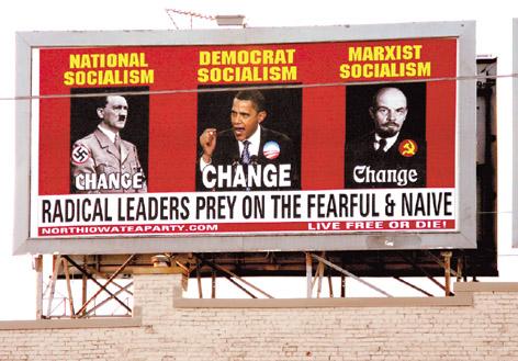 Obama Billboard