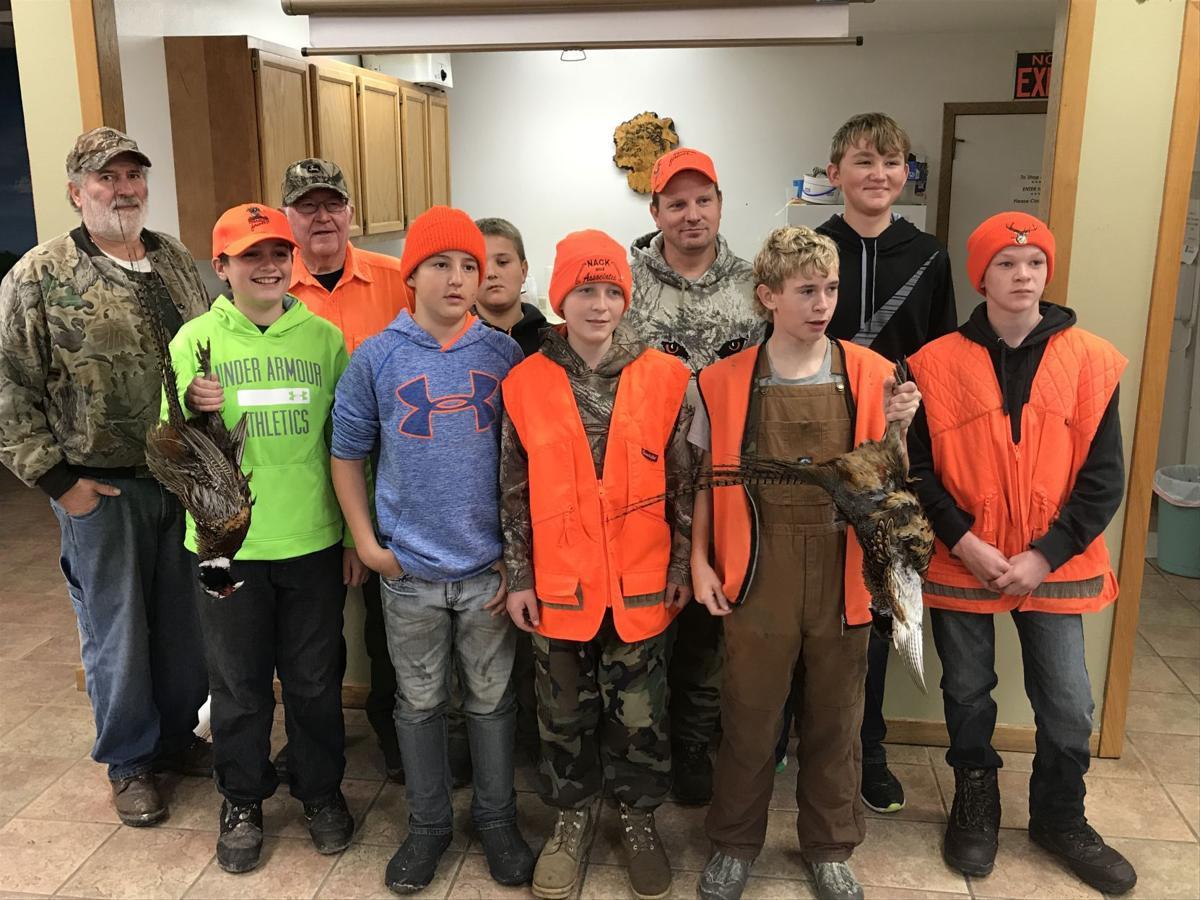 Pheasant hunt 1