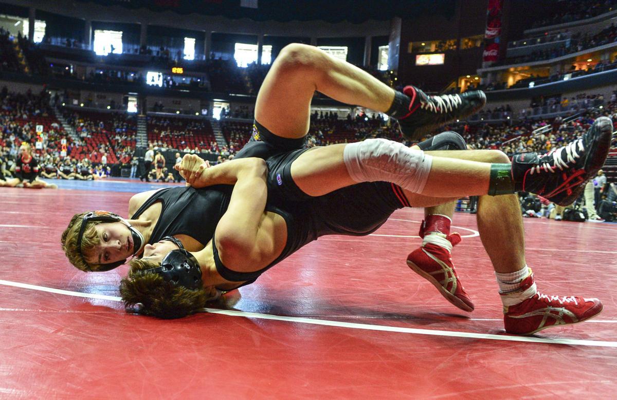 State Wrestling Fri Schriever 2