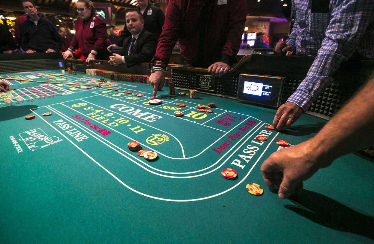 Gambling hobby sports effects of gambling on youth