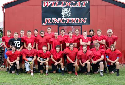 The 2019 Riceville High School Football team
