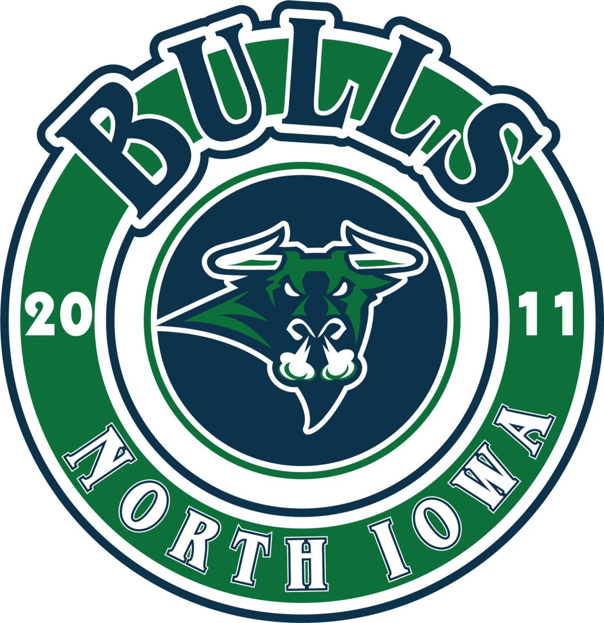 New North Iowa Bulls logo