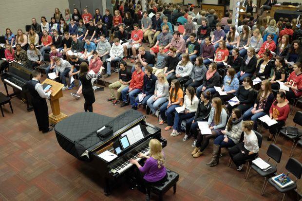 Mason City High School Choir