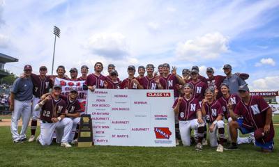 Class 1A state baseball championship