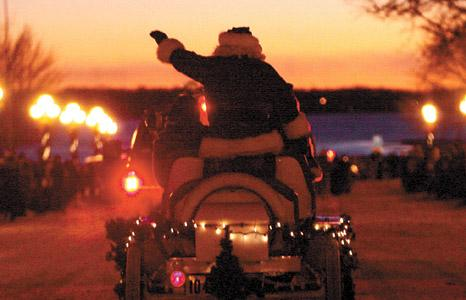 Christmas by the Lake | Mason City & North Iowa | globegazette.com