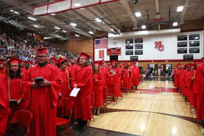 MCHS class of 2019 commencement
