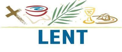 Lenten Services Logo