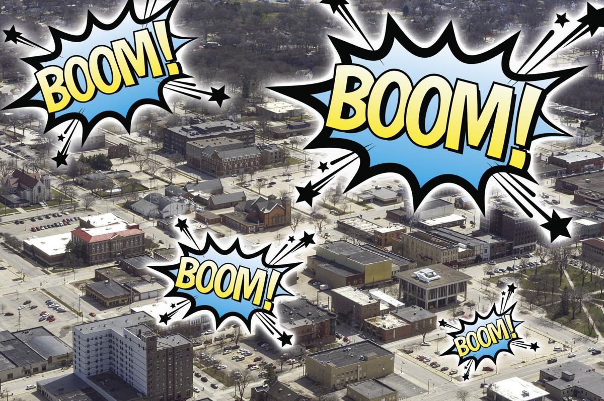 Mason City's booms