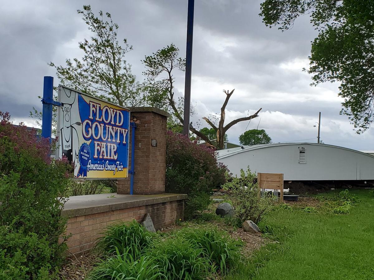 Charles City tornado