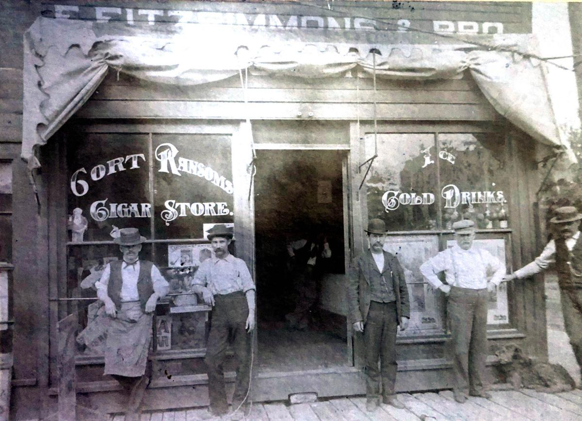Cort Ransom's Cigar Store