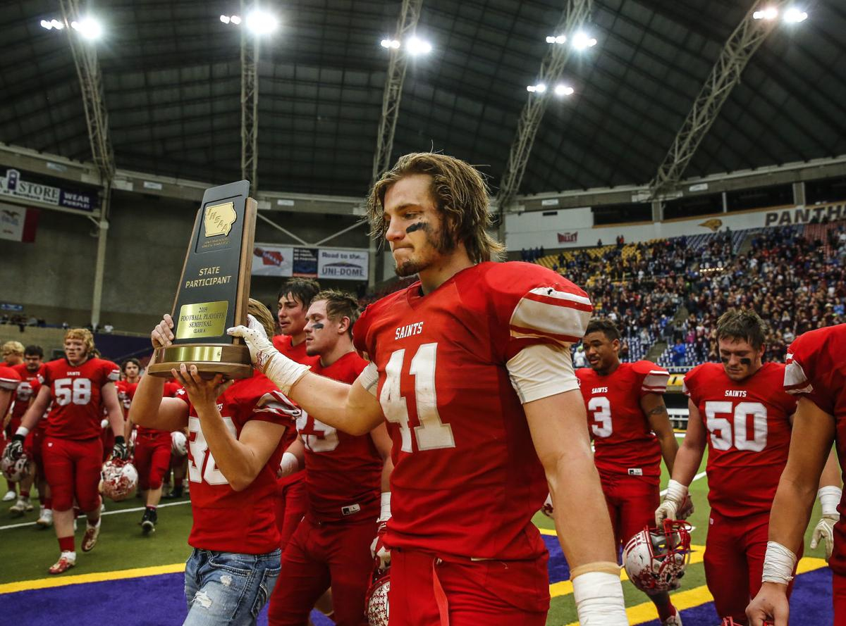 State FBall Saint Ansgar vs. Grundy Center 23