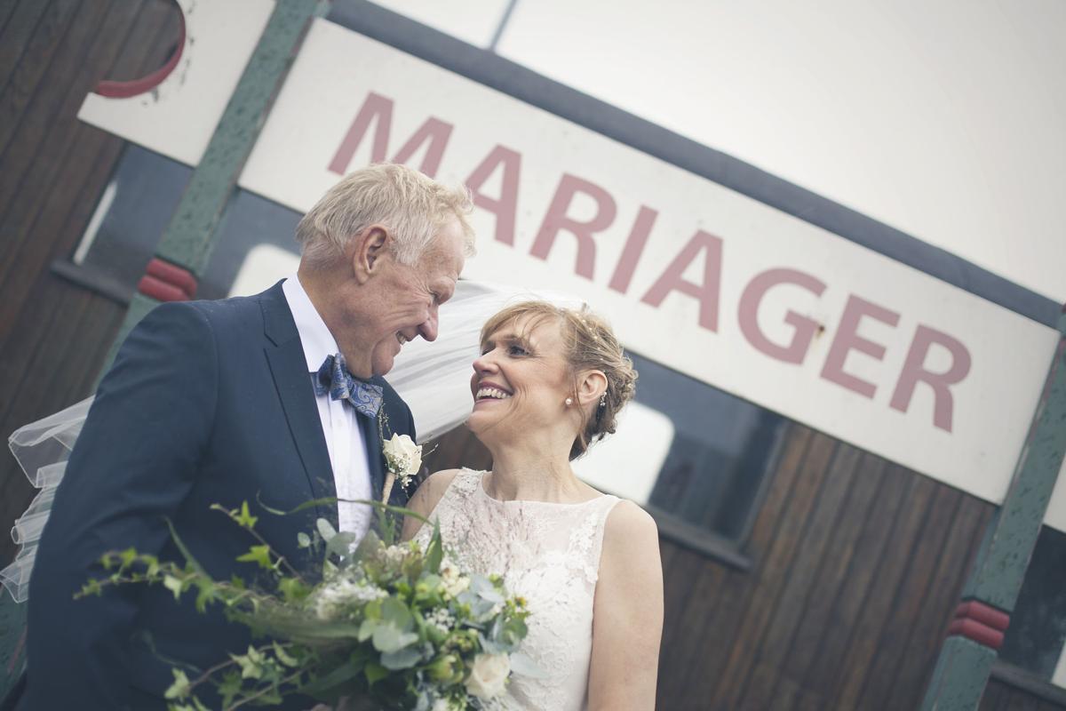 Mr. and Mrs. Conrad