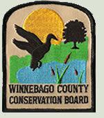 Winnebago County Conservation Board badge