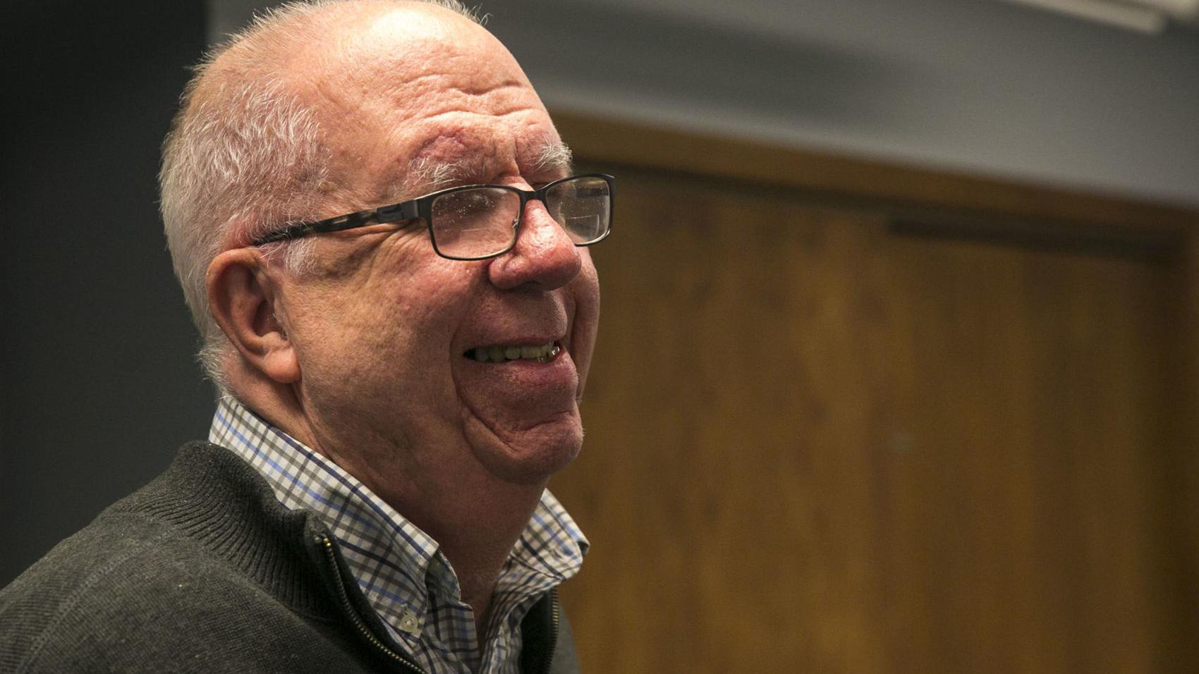 SKIPPER: Colin Powell inspires thoughts about leadership