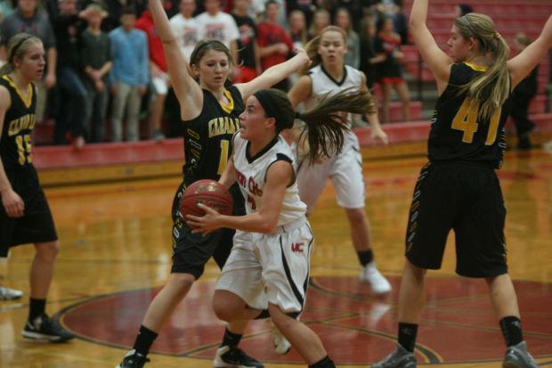 Mason City vs. Clear Lake Girls Basketball