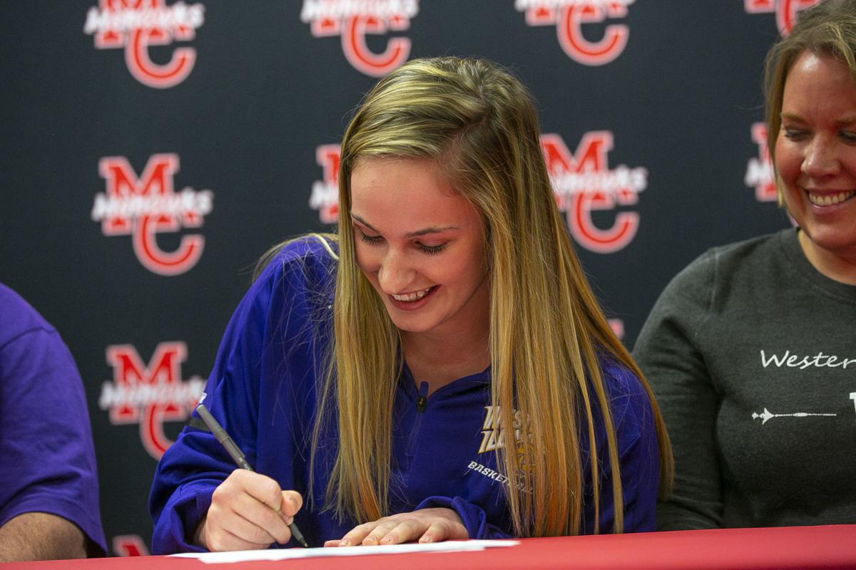Anna Deets Signing