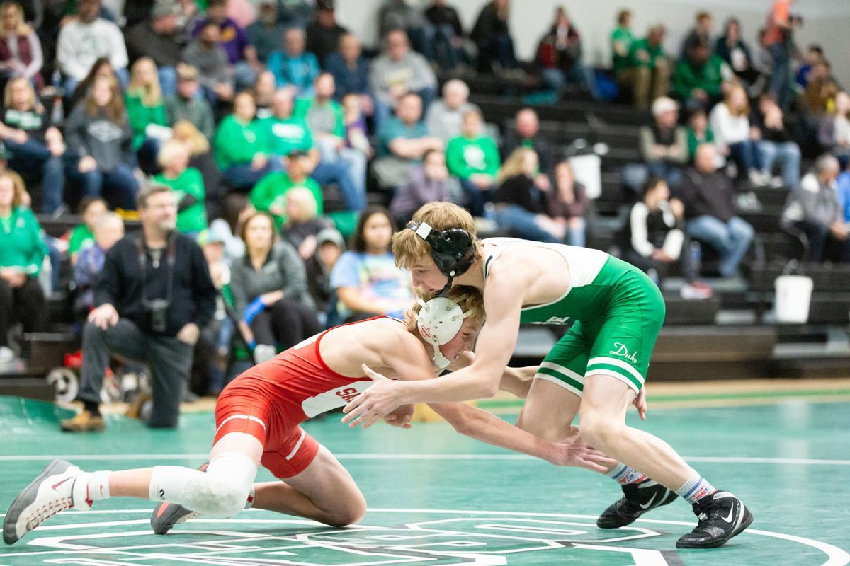Osage wrestling-Nick Fox