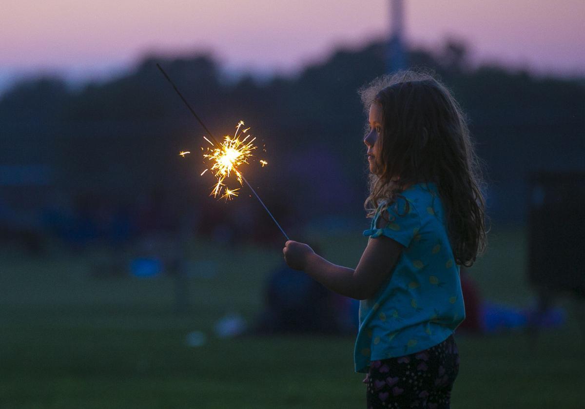 Mason City Fireworks 2