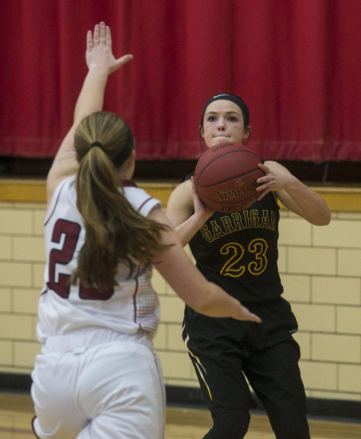 GBBall Newman vs. Bishop Garrigan 1