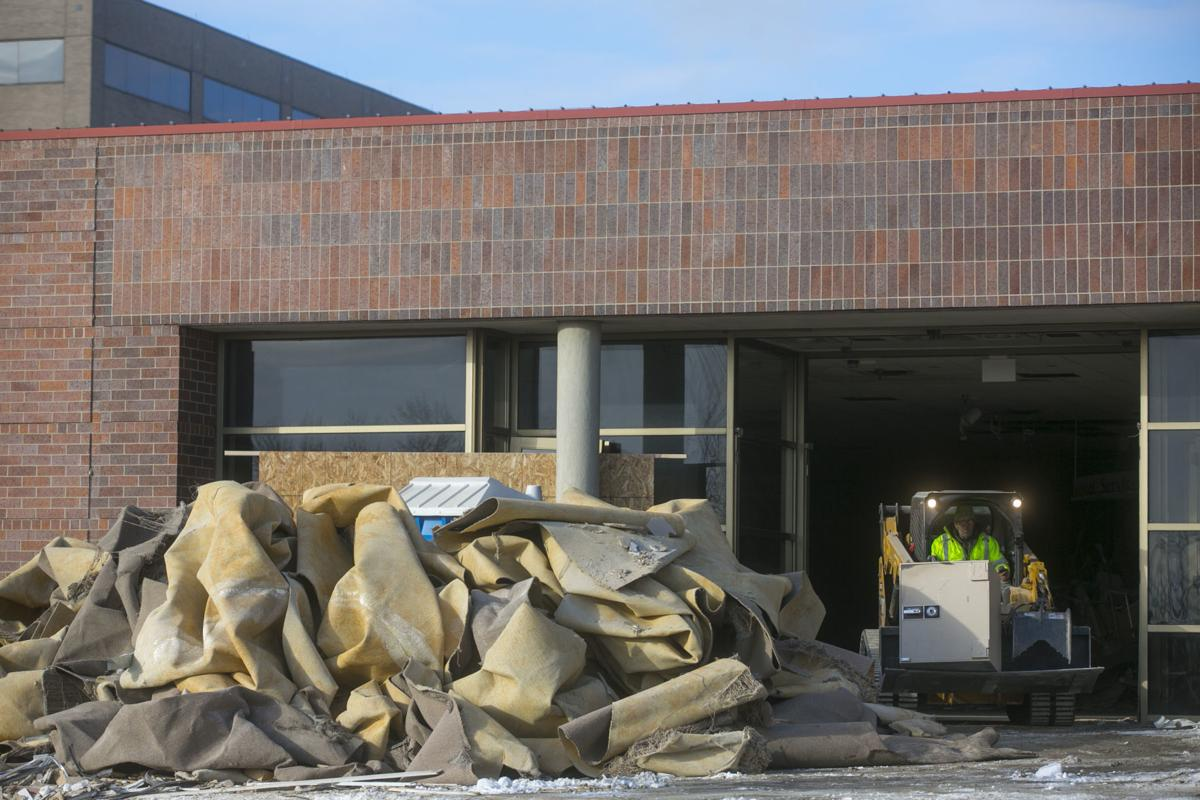 JCPenny Demolition