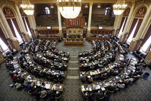 Iowa Legislature weblogo