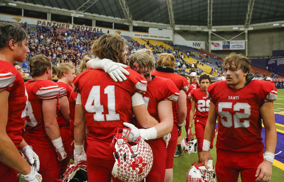State FBall Saint Ansgar vs. Grundy Center 1