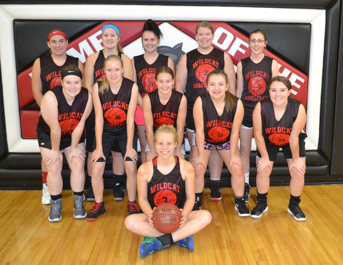 RV girls basketball team