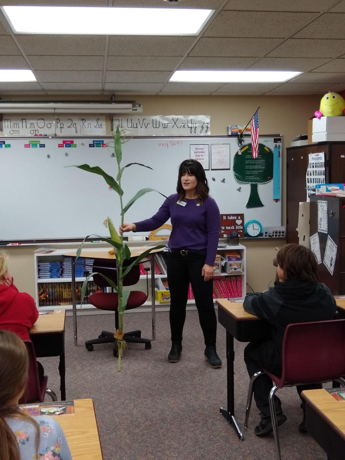 Ag in Classroom 1