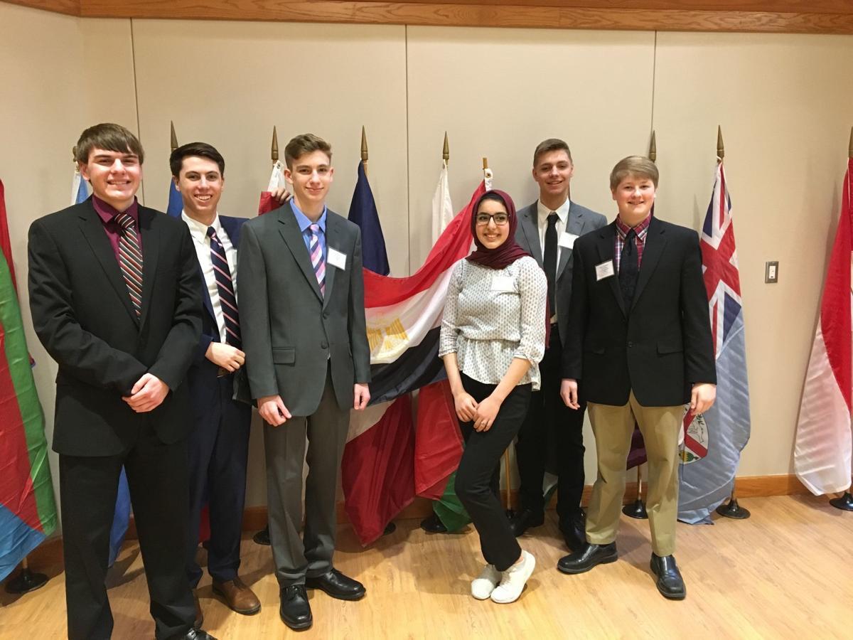 Egypt delegation