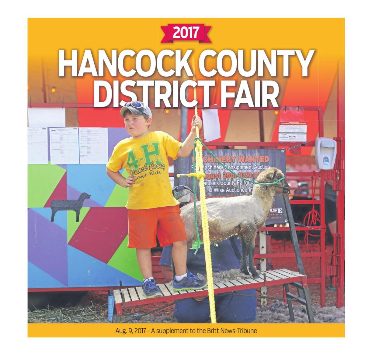 2017 Hancock County Fair