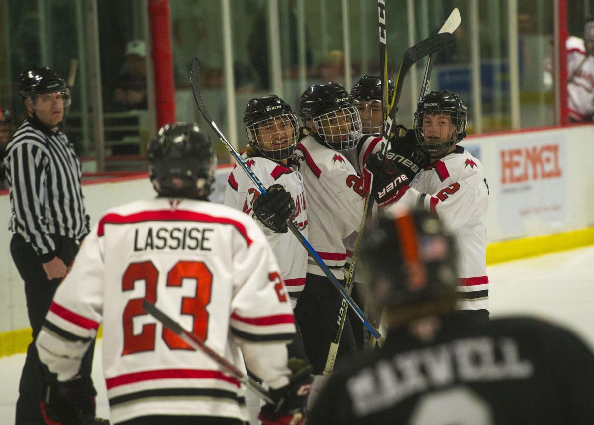 Hockey Mohawks vs. Ames 8
