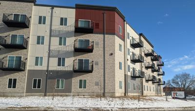 The River - Talon residential project