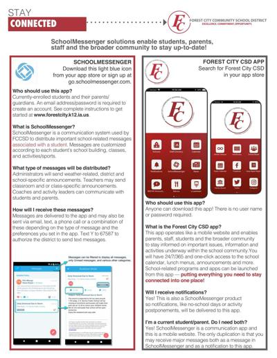 New Forest City Mobile Apps