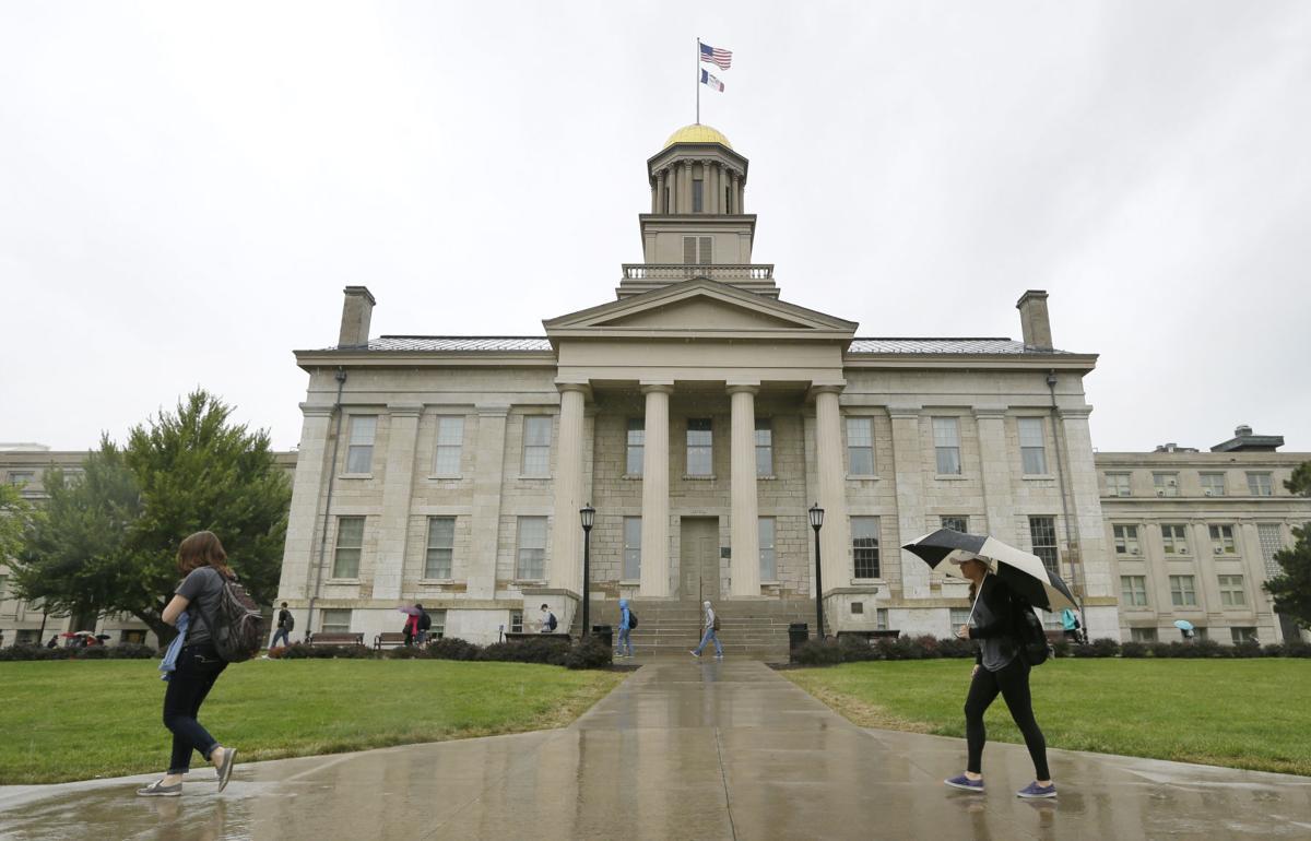 Tuition Freeze Iowa - University of Iowa weblogo