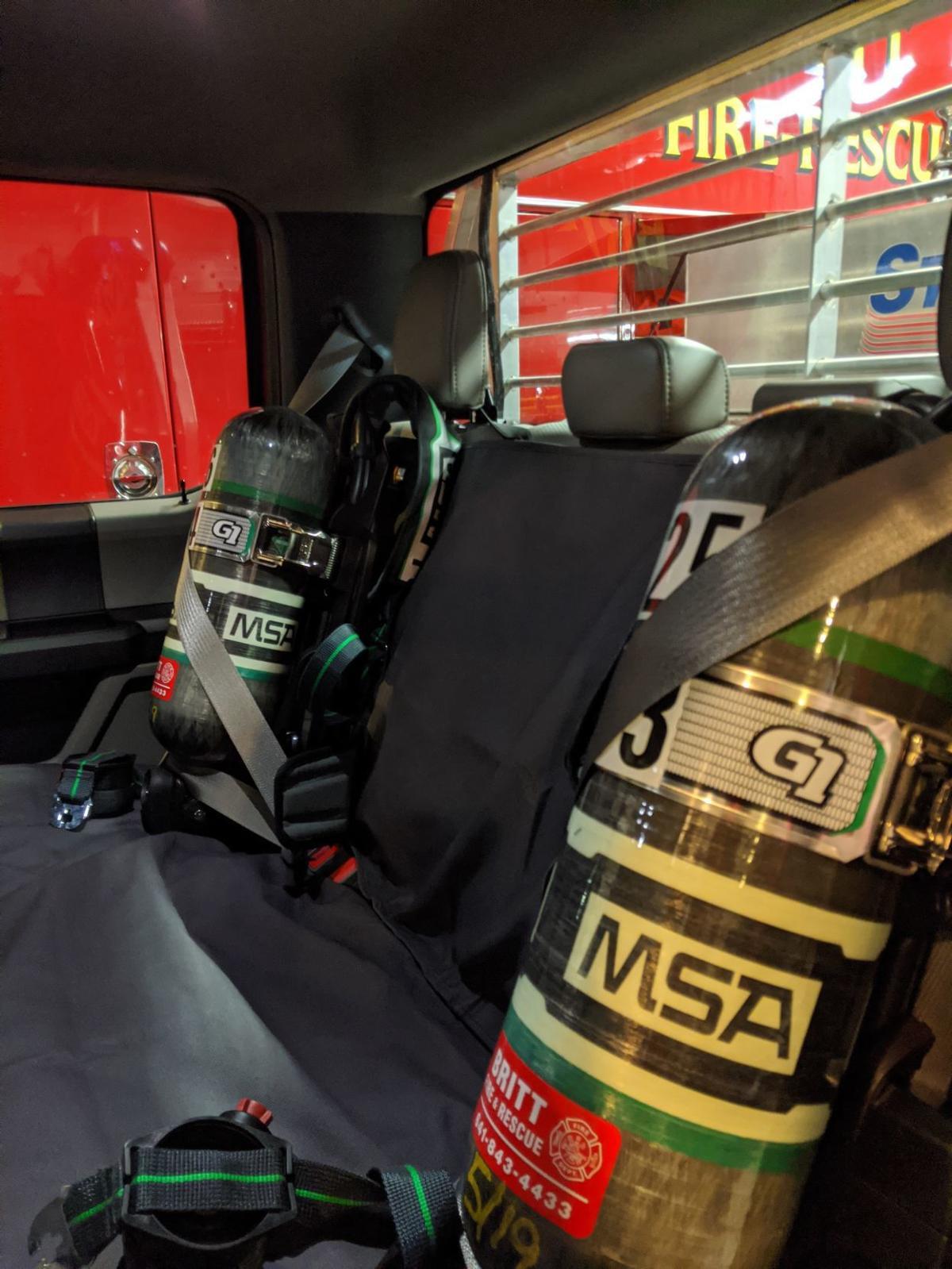 Britt Fire Department Report