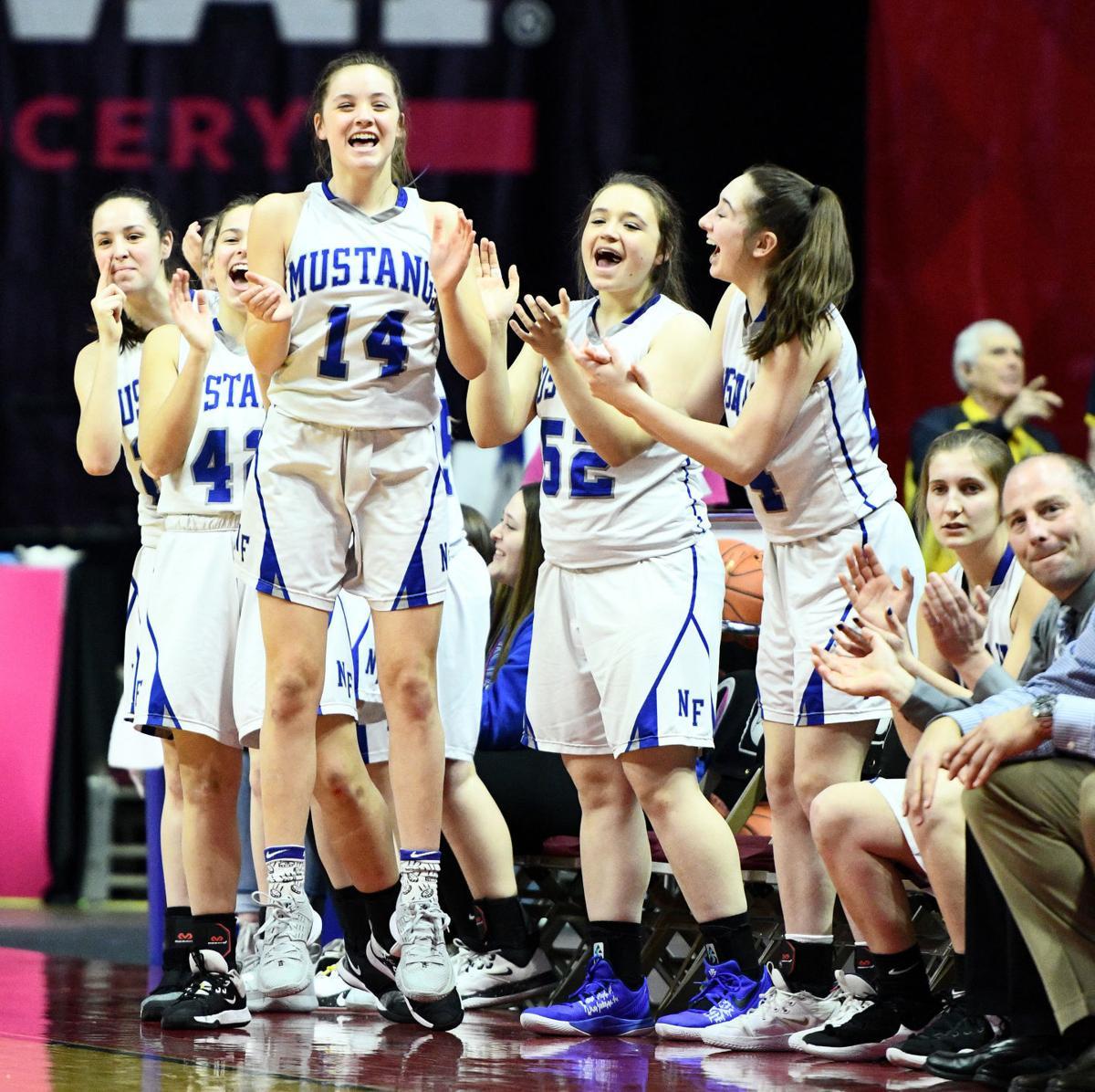 Newell-Fonda vs St. Ansgar state basketball