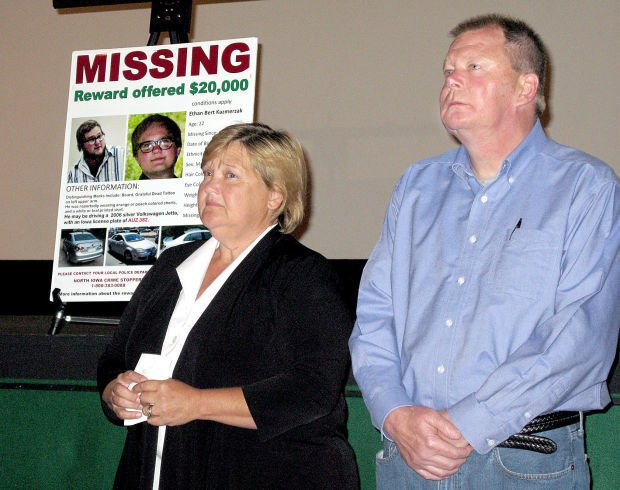Parents plead for information