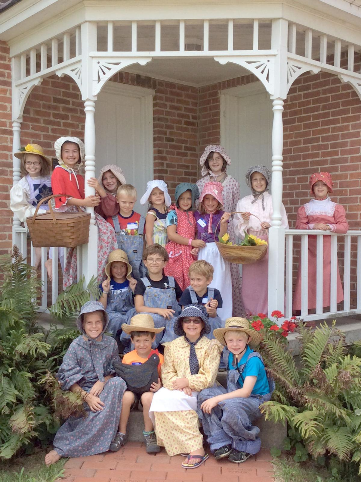 Chapman Catt Girlhood Home
