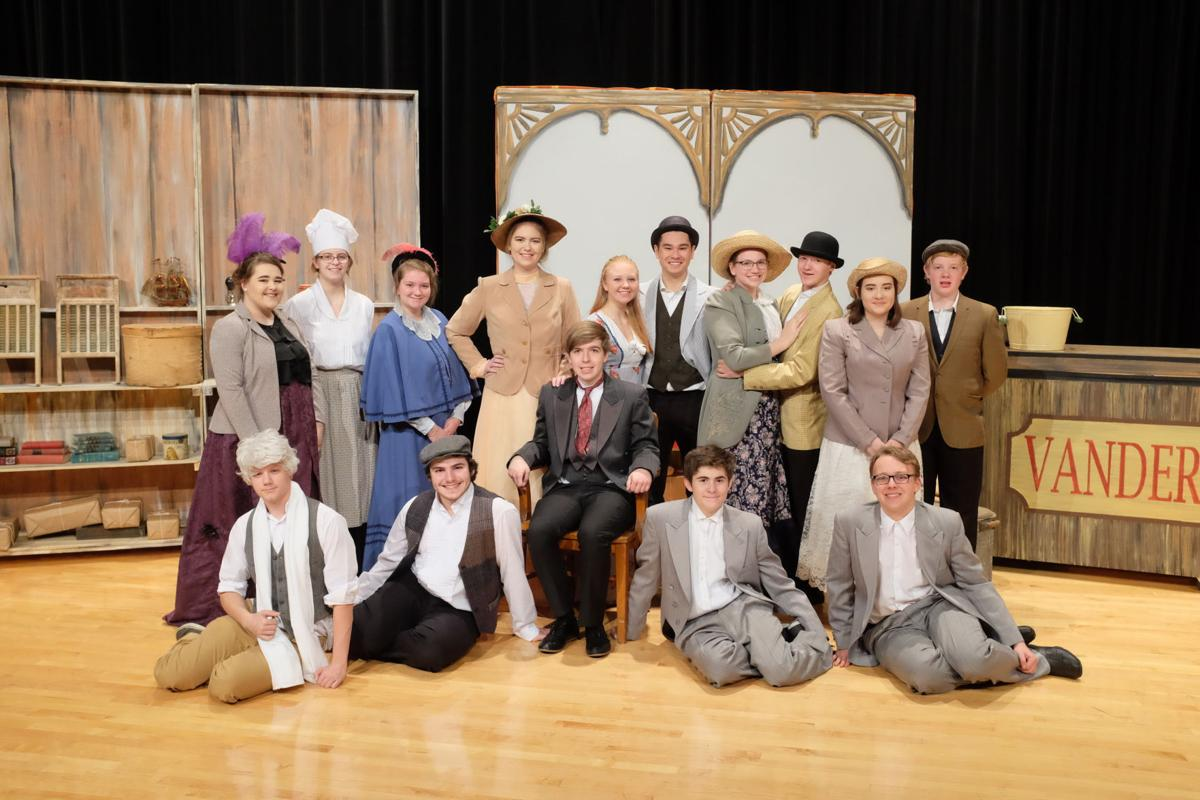 MCHS play