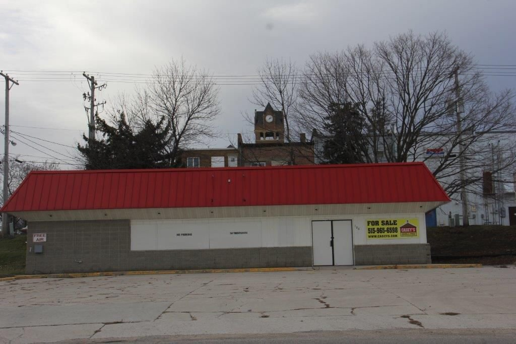 former Casey's building