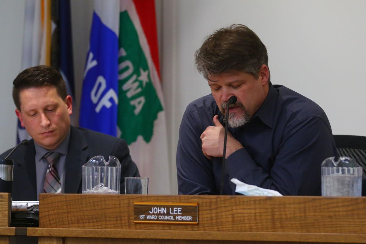 Mason City Council